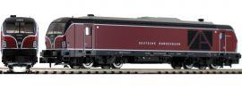 HOBBYTRAIN H3113 Diesellok BR 247 Vectron Retro V200 DB | analog | Spur N online kaufen