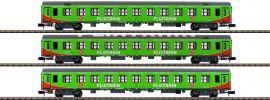HOBBYTRAIN LC95002 Ergänzungs-Set FLIXTRAIN | 3-tlg. | Spur N online kaufen