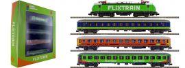HOBBYTRAIN LC95003 4-tlg. Zugset BR 193 Vectron + Bimz 264 FLIXTRAIN | analog | Spur N online kaufen