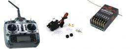 HORIZON Hobby SPM2712M1 Spektrum DX7 Mode 1 Knüppelsteuerung mit Zubehör online kaufen