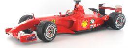 Hot Wheels 9350202 Ferrari F2001 M.Schumacher Modellauto 1:18 online kaufen