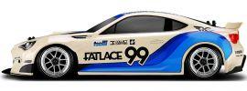 HPI 114356 RS4 Sport 3 Subaru BRZ Fatlace Falken RTR 2.4GHz | RC Auto 1:10 online kaufen