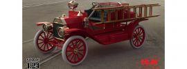 ICM 24004 Ford Model T 1914 Feuerwehr | Auto Bausatz 1:24 online kaufen
