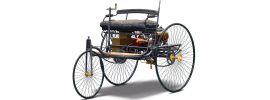 ICM 24040 Benz Patent-Motorwagen 1886 | Auto Bausatz 1:24 online kaufen