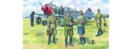 ICM 48084 Soviet Air Force Figuren | Militär Bausatz 1:48 online kaufen