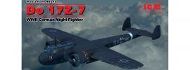 ICM 48245 Dornier Do 17Z-7 Nachtjäger | Flugzeug Bausatz 1:48 online kaufen