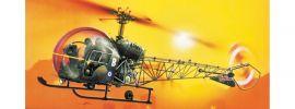ITALERI 095 Bell AH-1 / AB-47 | Hubschrauber Bausatz 1:72 online kaufen