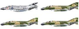 ITALERI 1373 F-4 C/D/J Phantom II Aces + USAF - US Navy Vietnam Aces | Flugzeug Bausatz 1:72 online kaufen