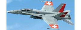 ITALERI 1385 F/A 18 Hornet Swiss Air Force | Flugzeug Bausatz 1:72 online kaufen