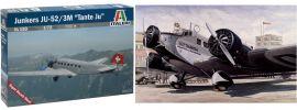ITALERI 150 Junkers JU-52/3 M | Tante Ju | Flugzeug Bausatz 1:72 online kaufen