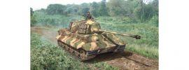 ITALERI 15765 King Tiger   Militär Bausatz 1:56 online kaufen