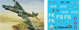 ITALERI 174 B-57G Night Hawk 1:72 Plastikbausatz online kaufen