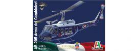 ITALERI 2739 AB 205 Arma Dei Carabini | Hubschrauber Bausatz 1:48 online kaufen