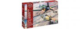 ITALERI 35101 BF109 F-4 und FW190 D9 War Thunder Videogame | Flugzeug Bausätze 1:72 online kaufen