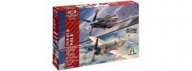 ITALERI 35102 P47N und P51D War Thunder Videogame | Flugzeug Bausätze 1:72 online kaufen
