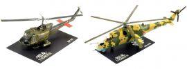 ITALERI 35103 Mi-24D + UH-1C | War Thunder | Hubschrauber Bausatz 1:72 online kaufen