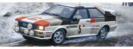 ITALERI 3642 Audi Quattro Rally | Auto Bausatz 1:24 online kaufen