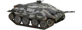 ITALERI 36511 WoT Jagdpanzer 38t Hetzer Militaria Bausatz 1:35 online kaufen