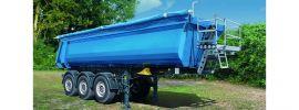 ITALERI 3845 Dumper Trailer | Anhänger Bausatz 1:24 online kaufen