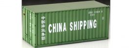 ITALERI 3888 China Shipping 20ft. Container Bausatz 1:24 online kaufen