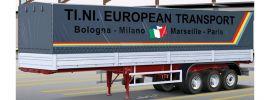 ITALERI 3908 Classic Canvas Trailer | LKW Anhänger Bausatz 1:24 online kaufen