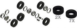 ITALERI 3909 Europäische Traktor Reifen Felgen Set | Zubehör 1:24 online kaufen