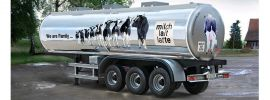 ITALERI 3911 Swissmilk We Are Family | Tankanhänger Bausatz 1:24 online kaufen