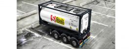 ITALERI 3929 Tecnokar Trailer mit 20ft. Tank | LKW Anhänger Bausatz 1:24 online kaufen