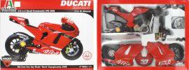 ITALERI 40661 Ducati Desmosedici | Die-Cast Steckbausatz 1:9 online kaufen