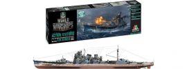 ITALERI 46502 World of Warships IJN Atago | Schiff Bausatz 1/700 online kaufen
