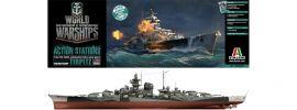 ITALERI 46504 World of Warships Tirpitz | Schiff Bausatz 1/700 online kaufen