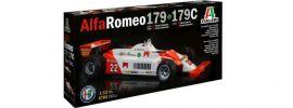 ITALERI 4704 Alfa Romeo 179/179C | Auto Bausatz 1:12 online kaufen
