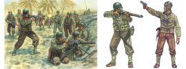 ITALERI 6120 Amerikanische Infanterie | Militär Bausatz 1:72 online kaufen