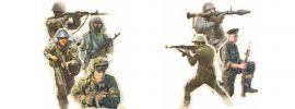 ITALERI 6190 Figuren Warschauer Pakt Truppen | Figuren Bausatz 1:72 online kaufen