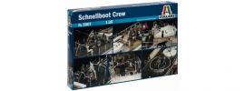 ITALERI 5607 Figuren-Set Schnellboot Crew (10 Stück) | Militär Bausatz 1:35 online kaufen