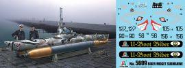 ITALERI 5609 Biber Kleinst-U-Boot Bausatz 1:35 online kaufen