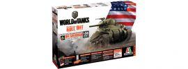 ITALERI 56503 WoT M4 Sherman   Militär Bausatz 1:56 online kaufen