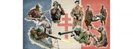 ITALERI 6189 Free French Forces   Figuren Bausatz 1:72 online kaufen