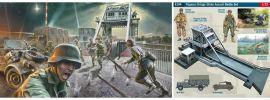 ITALERI 6194 Pegasus Bridge Airborne Assault | Militär Bausatz 1:72 online kaufen