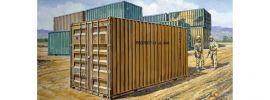 ITALERI 6516 20ft. Military Container Militär Zubehör Bausatz 1:35 online kaufen