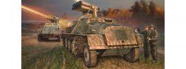 ITALERI 6562 15cm Panzerwerfer 42 auf sWS | Militär Bausatz 1:35 online kaufen