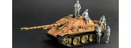 ITALERI 6564 SdKfz173 Jagdpanther mit Winter Crew | Militär Bausatz 1:35 online kaufen