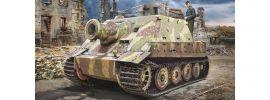 ITALERI 6573 38cm RW 61 auf Sturmmöser Tiger | Panzer Bausatz 1:35 online kaufen