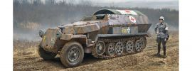 ITALERI 7077 SdKfz251 Ambulanz | Militär Bausatz 1:72 online kaufen