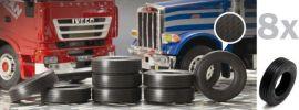 ITALERI 3889 LKW-Reifen 1:24 | 8 Stück online kaufen