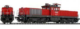 Jägerndorfer 26540 E-Lok 1064.007 verkehrsrot ÖBB | DC analog | Spur H0 online kaufen