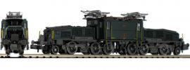 Jägerndorfer 62120 E-Lok Ce 6/8 II Krokodil, grün SBB | analog | Spur N online kaufen