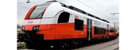 Jägerndorfer JC17600 Zugpackung Cityjet Desiro 3-tlg. ML 4746.019 ÖBB   AC-Digital   Spur H0 online kaufen