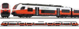 Jägerndorfer JC47600 Zugpackung Cityjet Desiro 3-tlg. ML 4746.019 ÖBB | DC analog | Spur H0 online kaufen