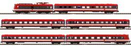 Jägerndorfer JC74212 Triebwagen Rh 4010.024 Pflatsch ÖBB | 6-tlg. | DCC Sound | Spur N online kaufen
